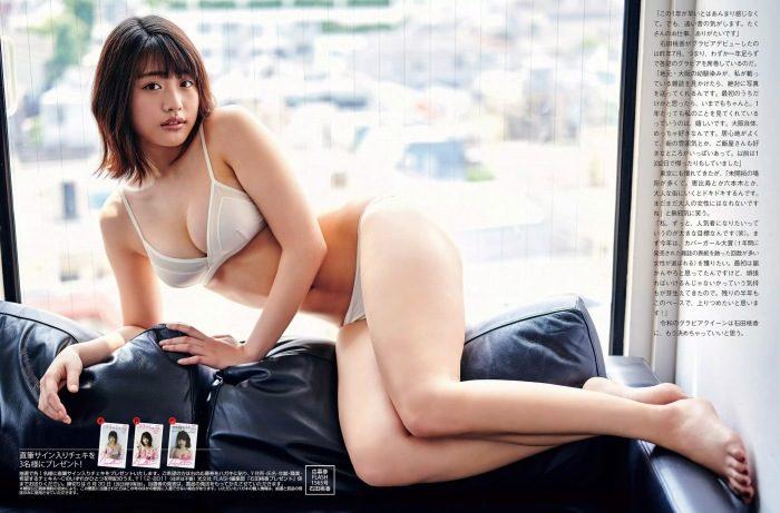石田桃香 画像007
