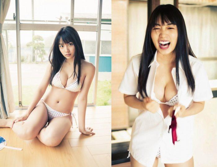 黒木ひかり 高校5年生姉ちゃんの水着グラビアエロ画像340枚!