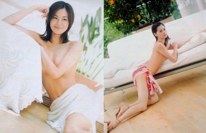 黒谷友香 濡れ場ヌード&セミヌードのエロ画像136枚!