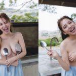 都丸紗也華 写真集の水着&セミヌードエロ画像140枚!
