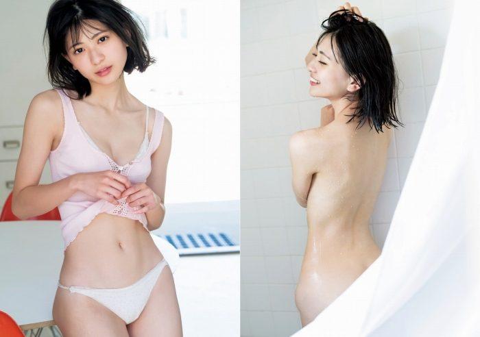 山田南実 激かわな写真集の水着&生脚エロ画像129枚!