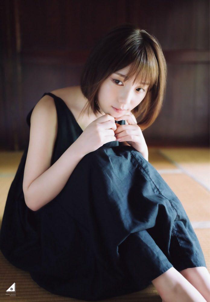与田祐希 画像010