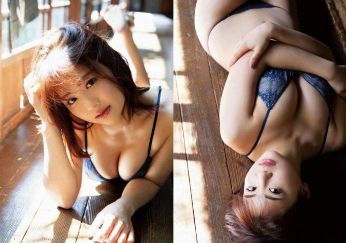 平嶋夏海 ムッチリボディーの水着&ランジェリー画像310枚!