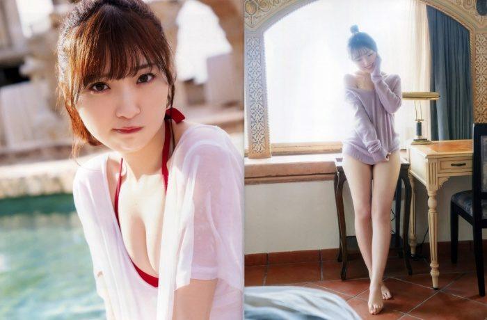 豊田萌絵 超セクシーな水着&ランジェリーの写真集エロ画像190枚!