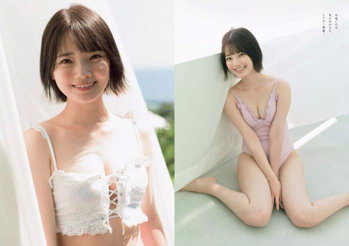 新谷姫加 美バスト&透明感凄い水着グラビア画像152枚!