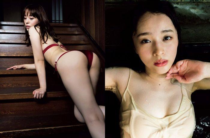 神部美咲 ブレイク美女の水着&おパンティエロ画像150枚!