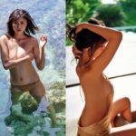 北向珠夕 スレンダー姉ちゃんの水着グラビアエロ画像312枚!