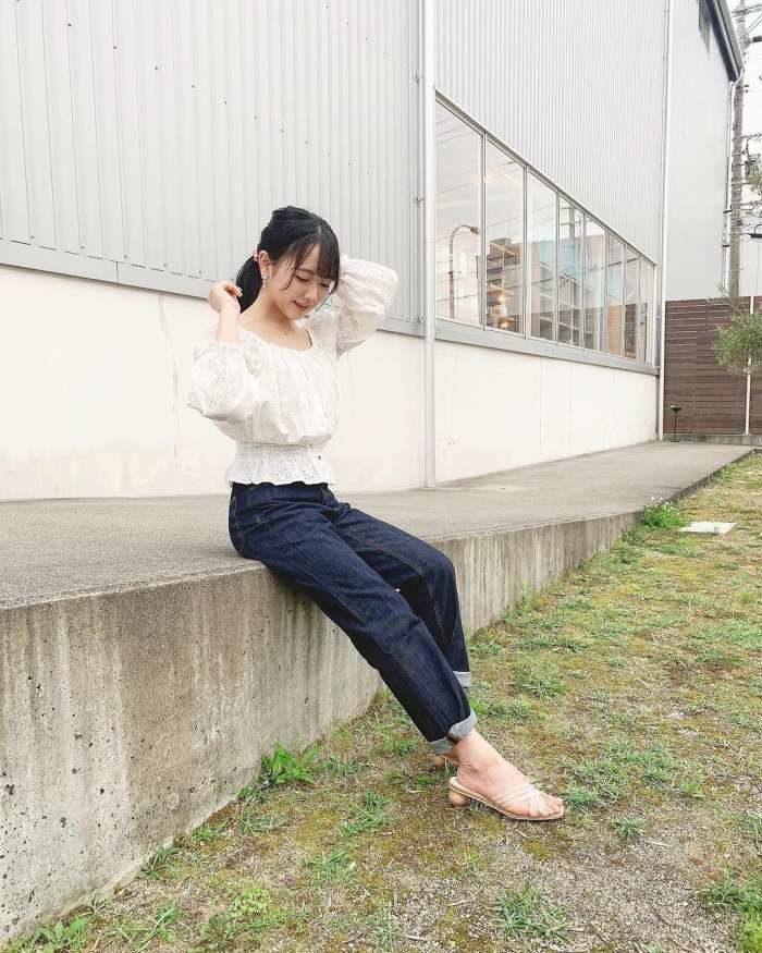 石田千穂 画像074