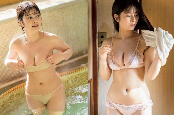 大久保桜子 ボインが凄い水着&ランジェリー画像345枚!