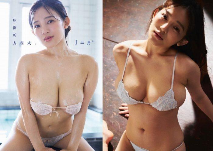 天木じゅん Iカップセミヌード&水着エロ画像267枚!