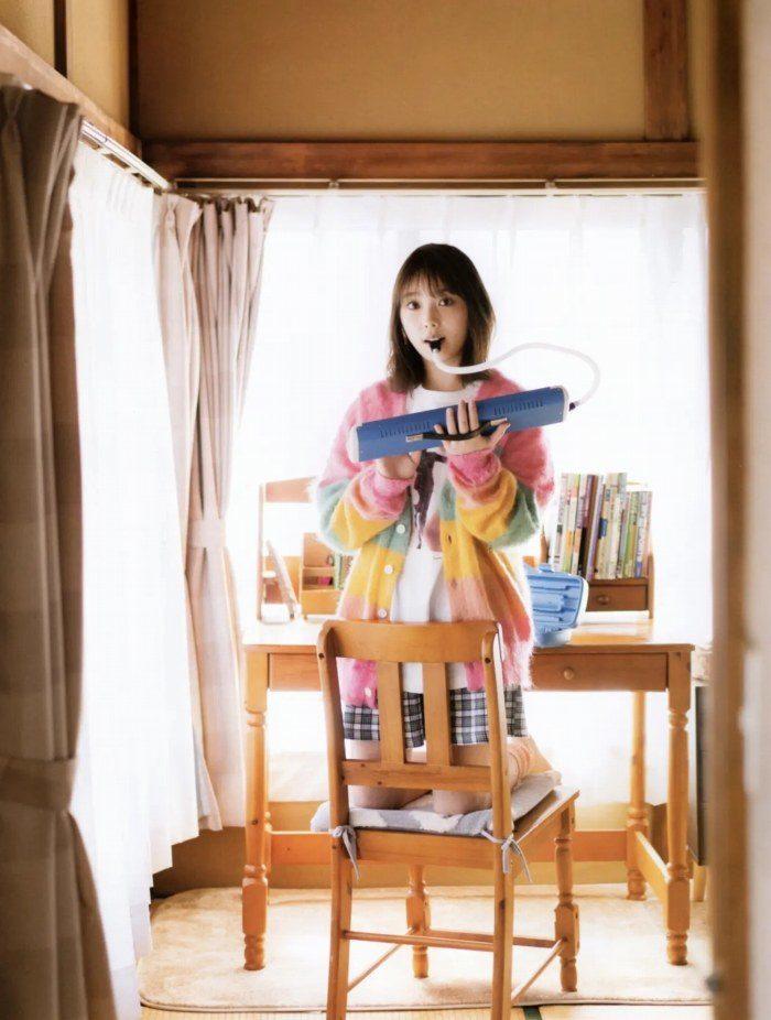 与田祐希 画像025