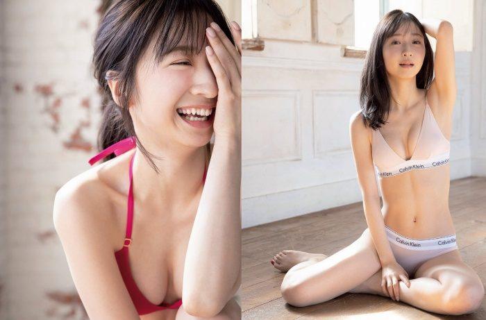田原可南子 めちゃかわな水着&ランジェリーのエロ画像108枚!