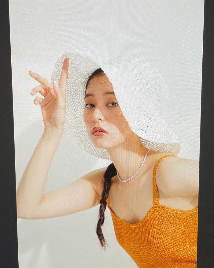 新木優子 画像002