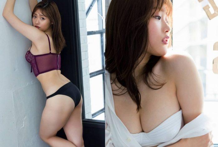 石田桃香 誘うカラダの水着&下着のグラビア画像585枚!