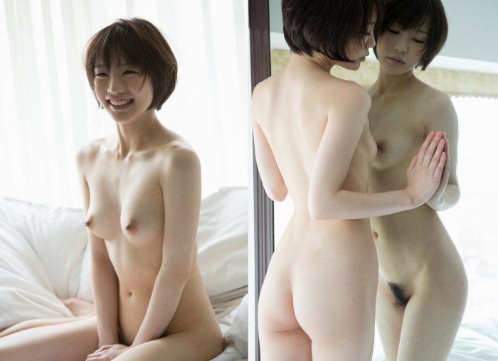 鈴村あいり スタイル抜群な全裸&半裸のヌード画像238枚!