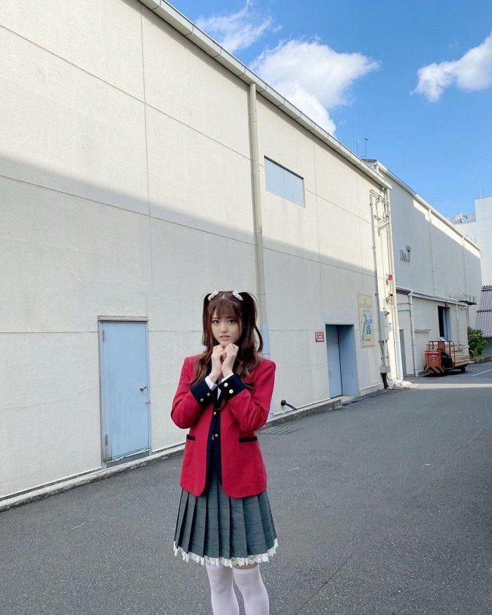 松村沙友理 画像010