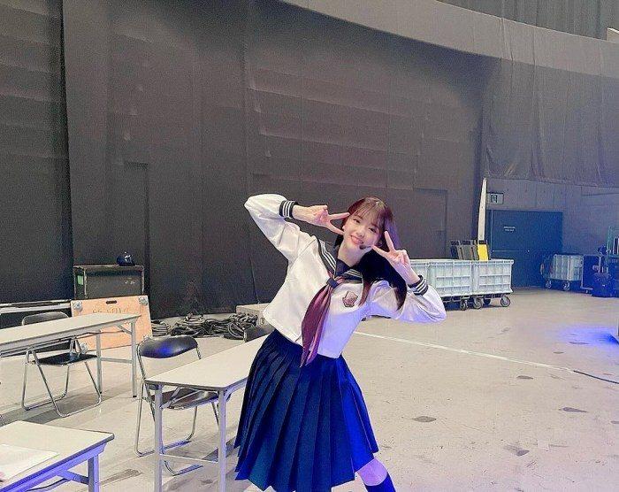 松村沙友理 画像017
