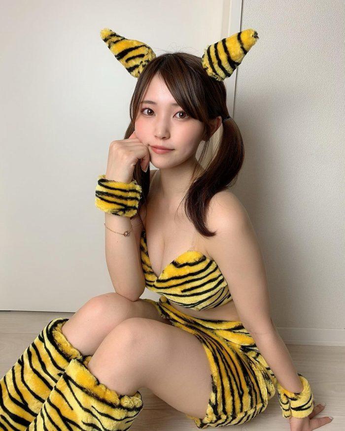 坂東遥 画像046