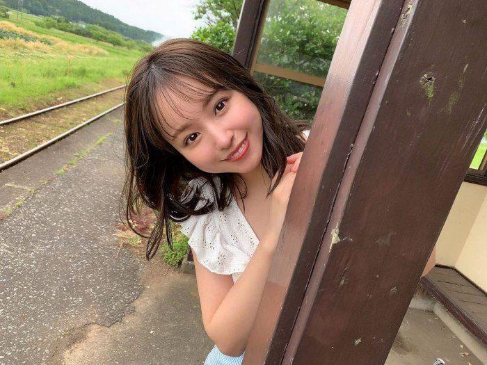 新井遥 画像012