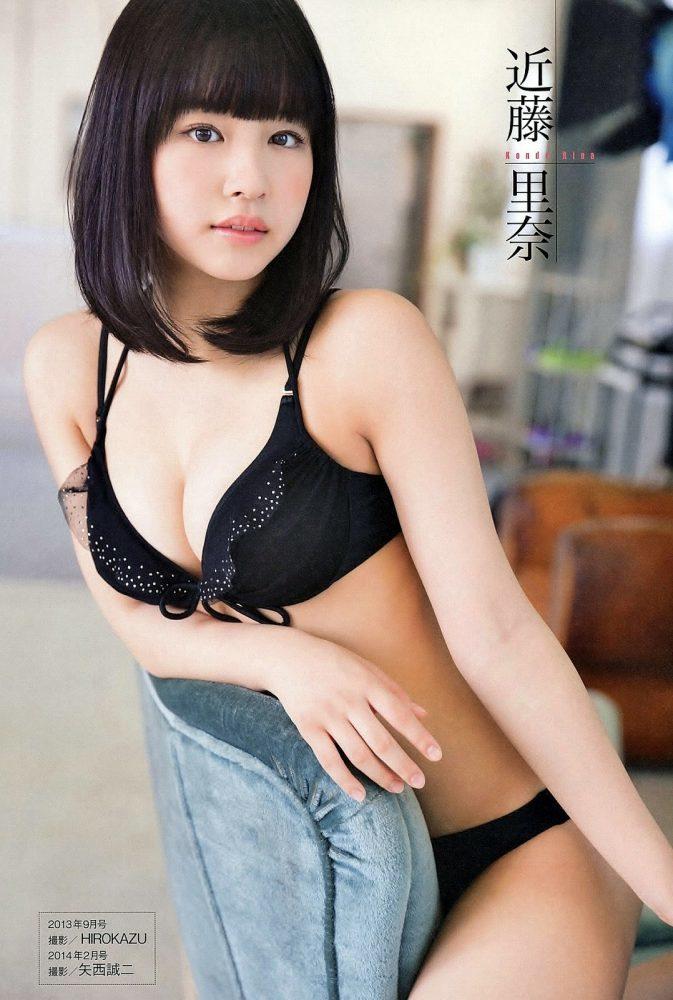 新井遥 画像018