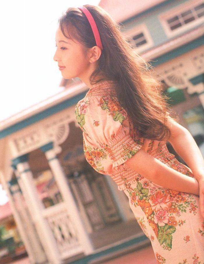 高橋由美子 画像009