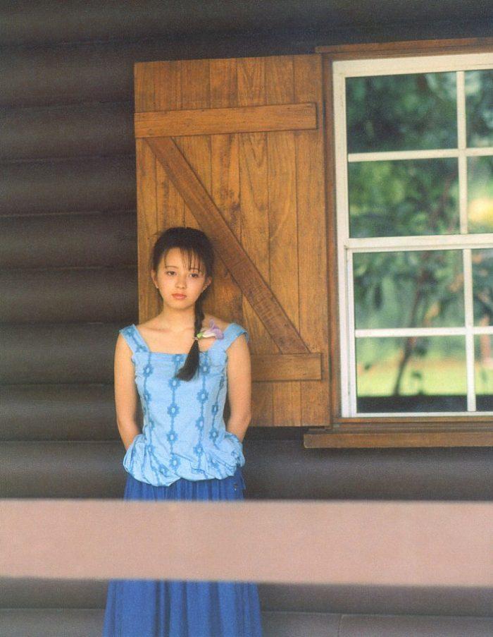 高橋由美子 画像015