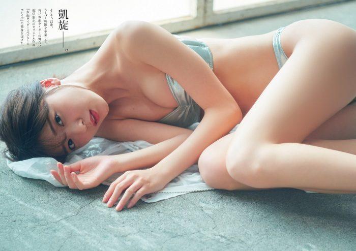 工藤美桜 画像004